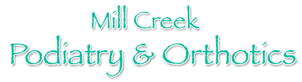 Mill Creek Podiatry & Orthoics Logo